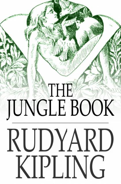 Cover Image: The Jungle Book