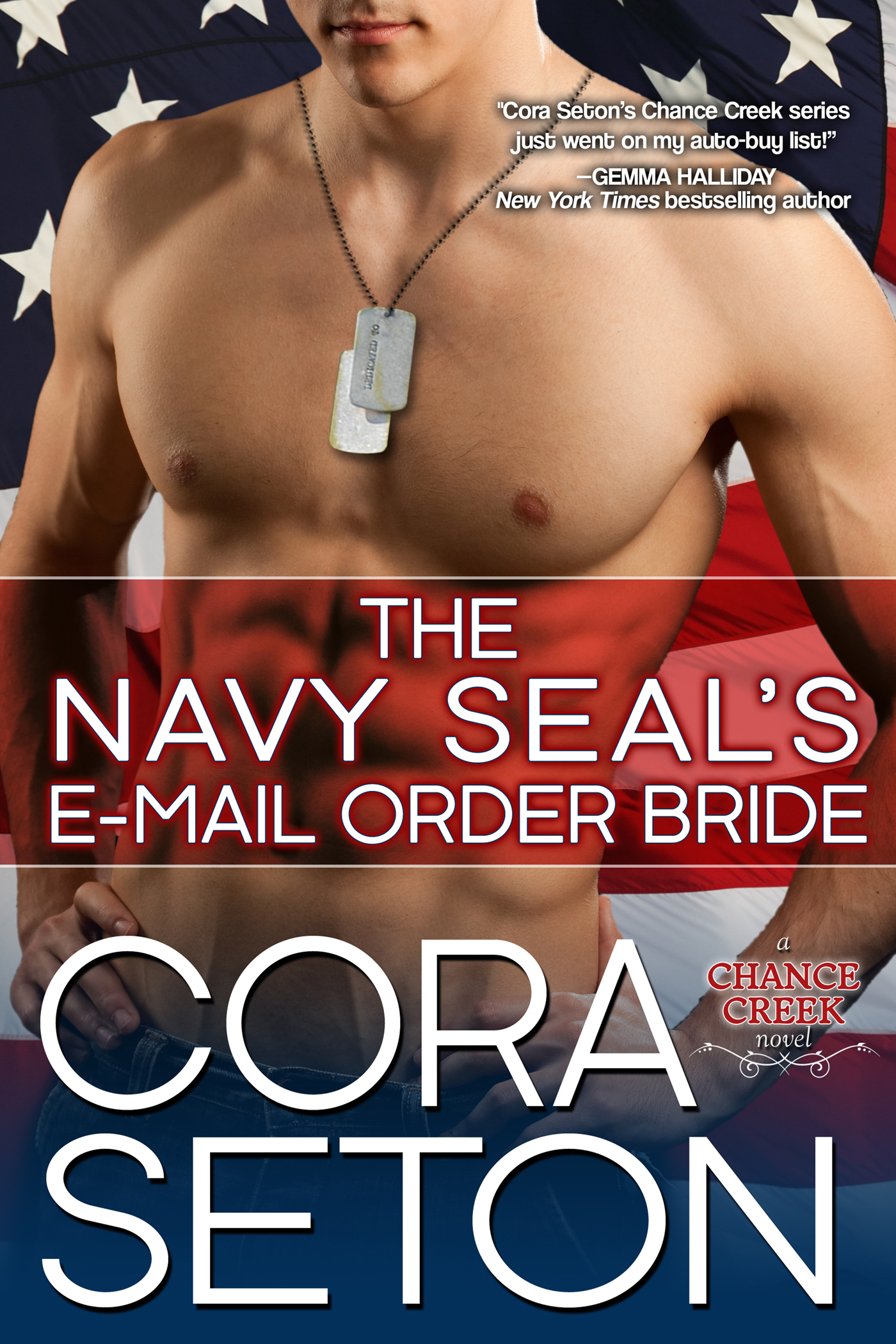 Cora Seton - The Navy SEAL's E-Mail Order Bride
