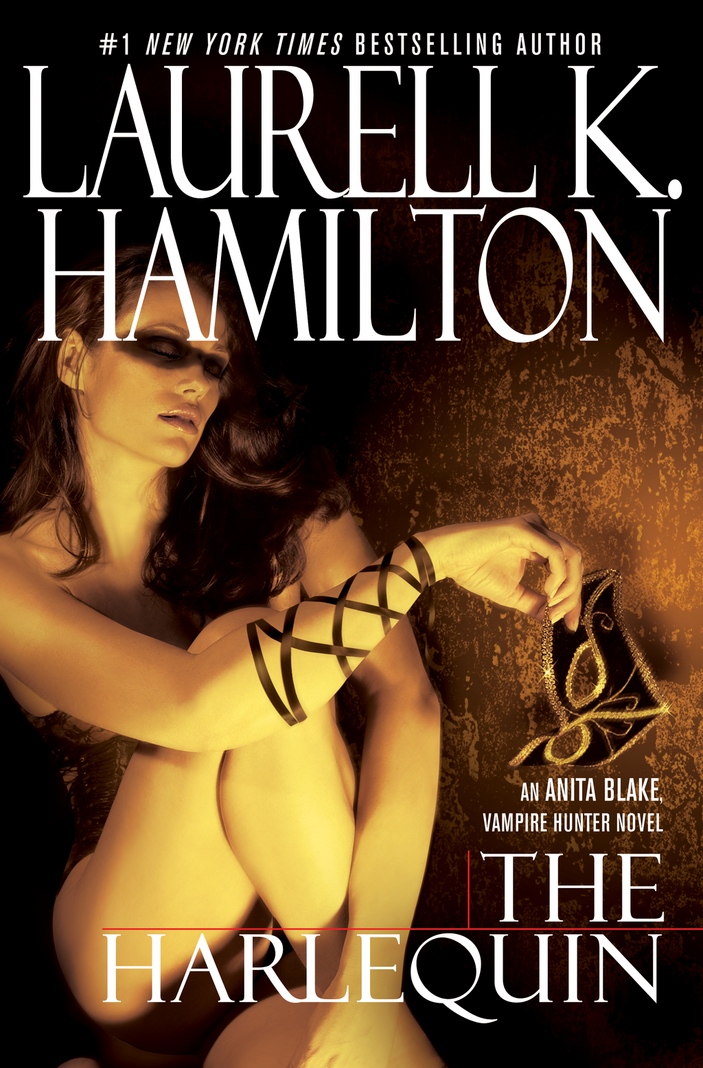 The Harlequin By: Laurell K. Hamilton