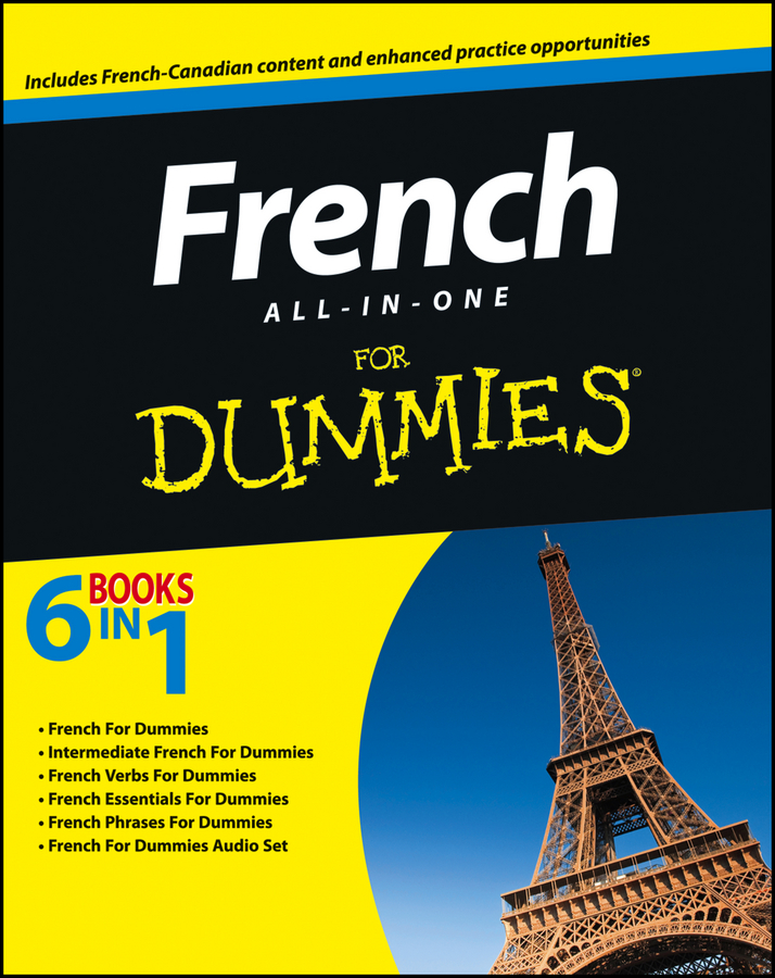 French All-in-One For Dummies By: Consumer Dummies