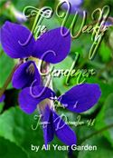 online magazine -  The Weekly Gardener Volume 1 June: December 2011