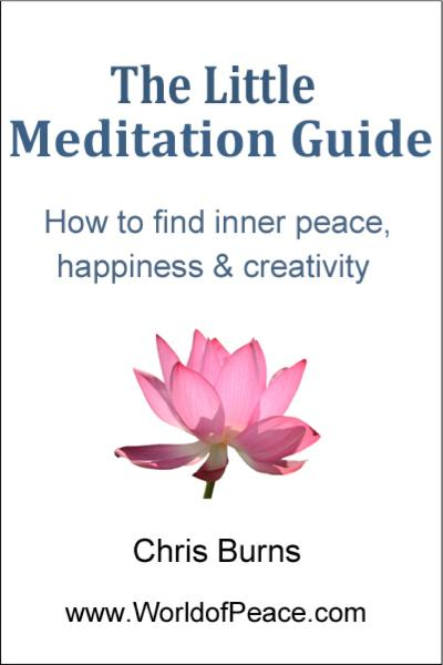 The Little Meditation Guide: How to Find Inner Peace, Happiness & Creativity