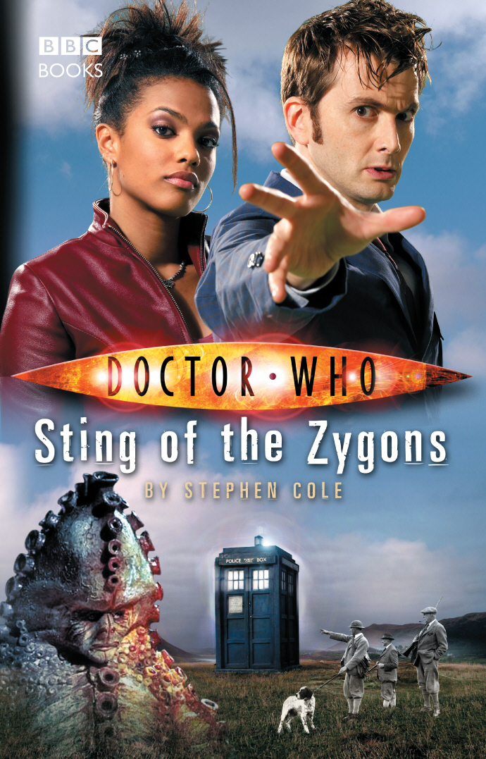 Doctor Who: Sting of the Zygons
