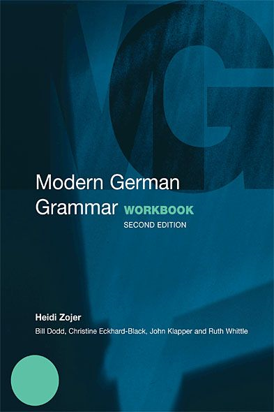 Modern German Grammar Workbook