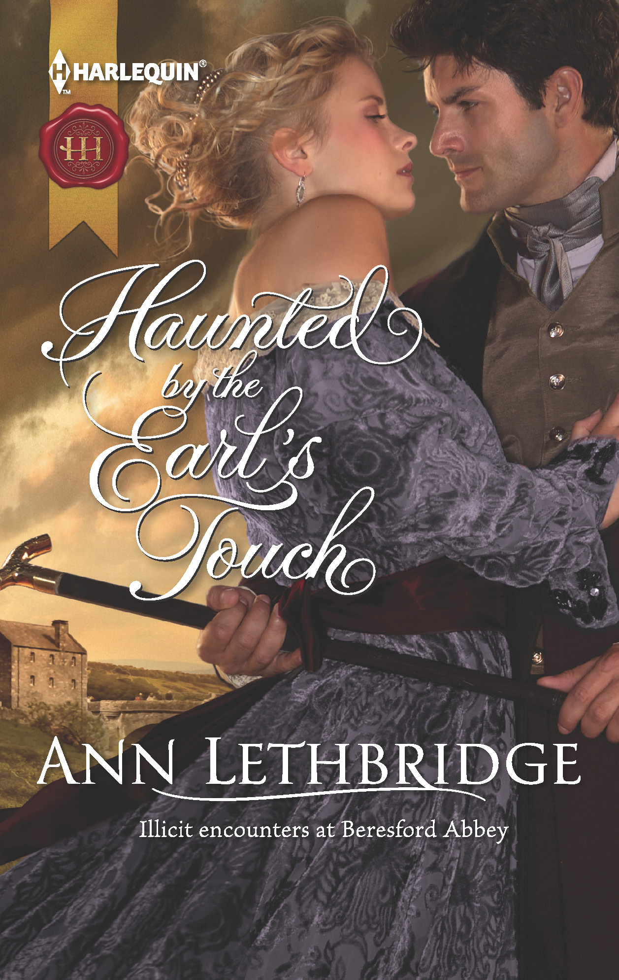 Haunted by the Earl's Touch By: Ann Lethbridge