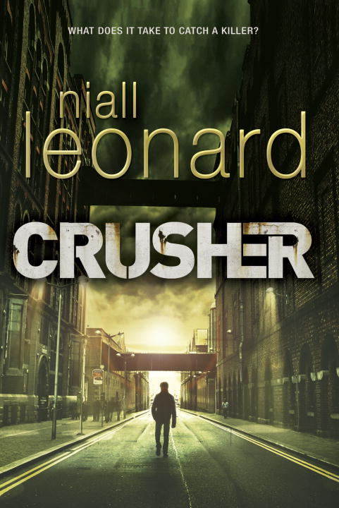 Crusher By: Niall Leonard