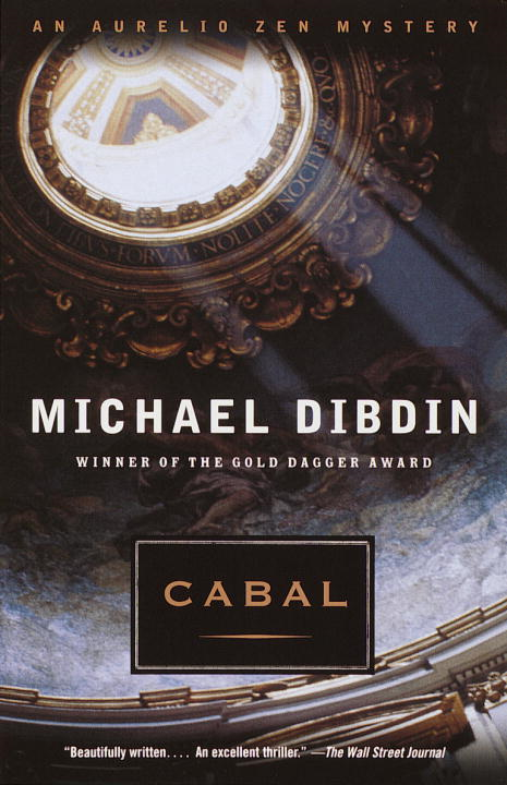 Cabal By: Michael Dibdin