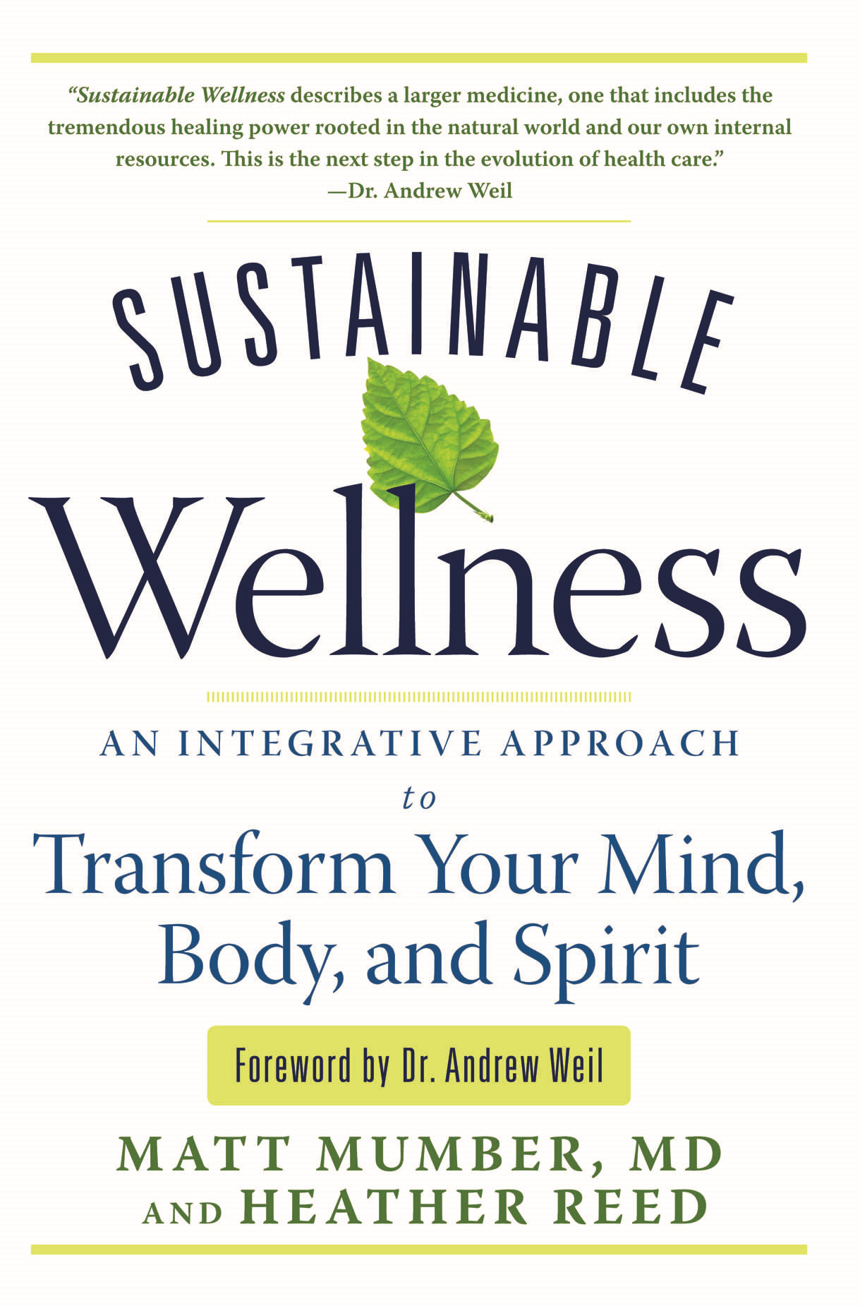 Sustainable Wellness