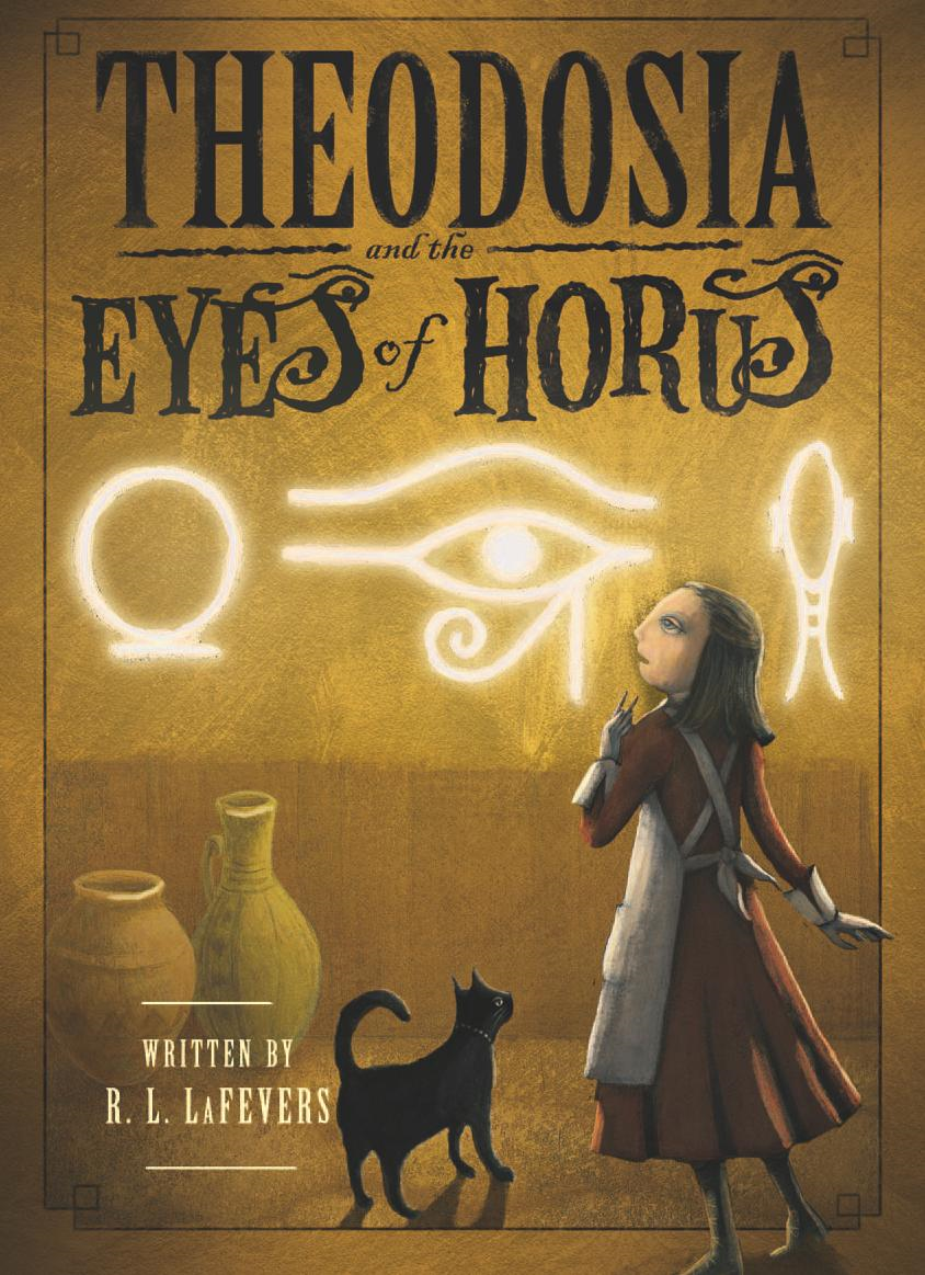 Theodosia and the Eyes of Horus