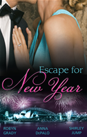 Escape For New Year/amnesiac Ex, Unforgettable Vows/one Night With Prince Charming/midnight Kiss, New Year Wish: