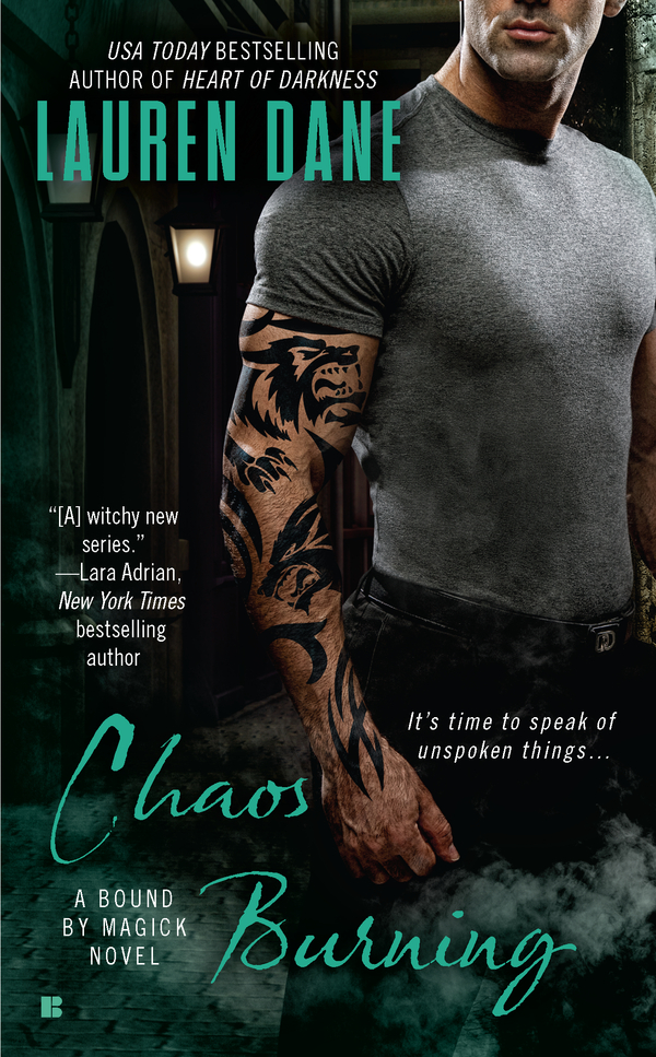 Chaos Burning By: Lauren Dane