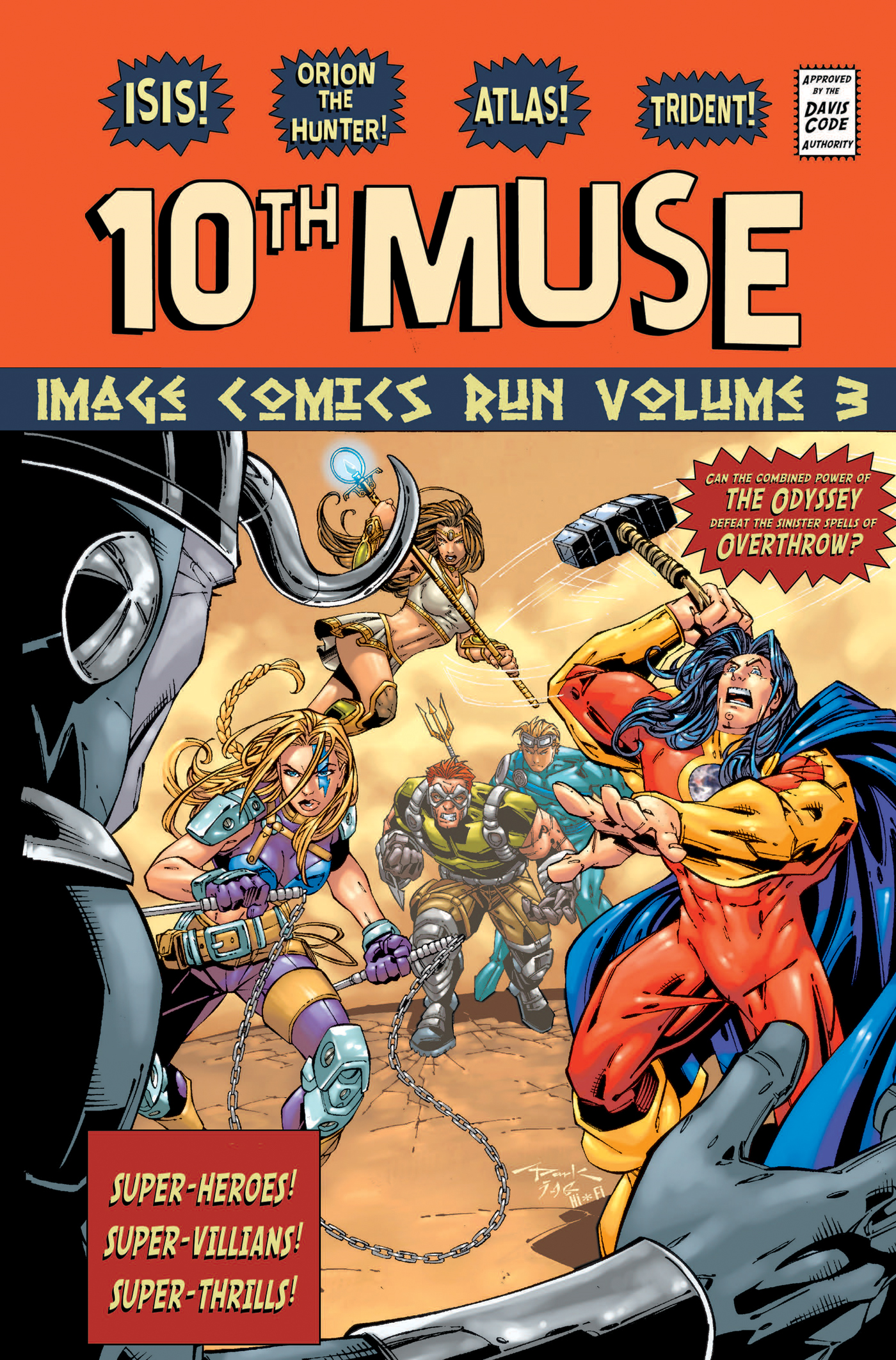10th Muse: The Image Comics Run Volume 3 By: Marv Wolfman