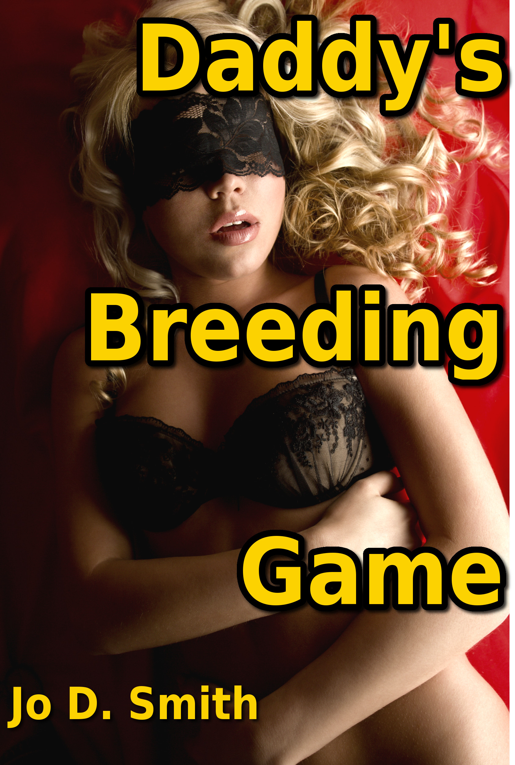 Daddy's Breeding Game (Taboo Impregnation Erotica)