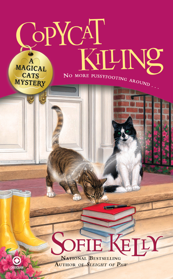 Copycat Killing: A Magical Cats Mystery