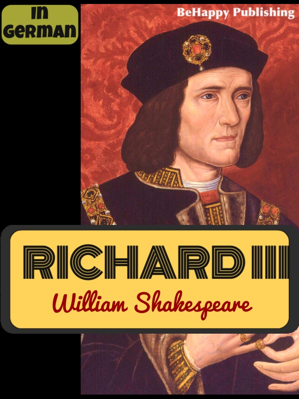 Richard III in German (King Richard III)