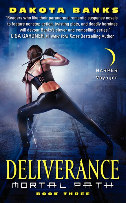 Deliverance: Mortal Path Book Three