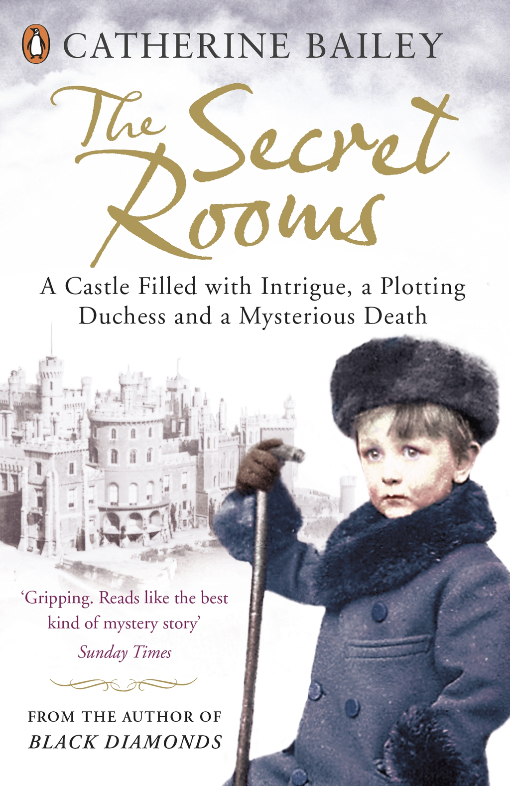 The Secret Rooms A True Gothic Mystery