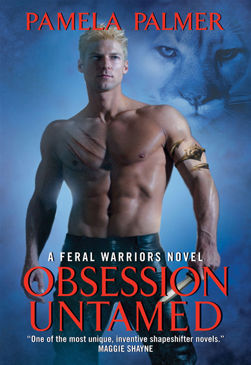 Obsession Untamed By: Pamela Palmer