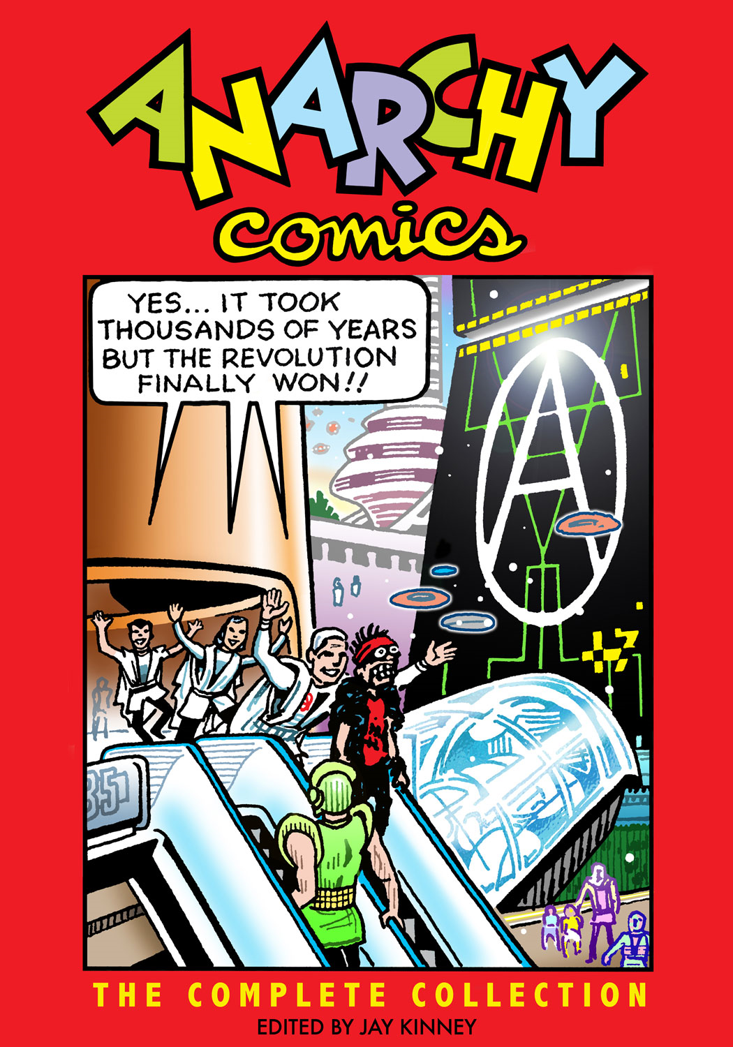Anarchy Comics By: