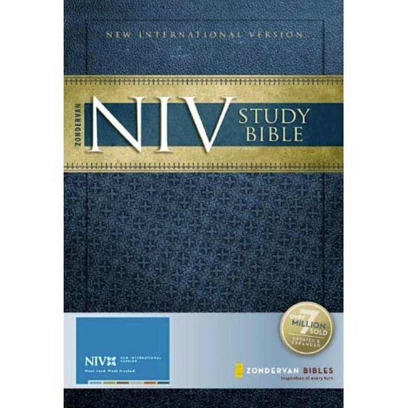 Zondervan NIV Study Bible: Updated Edition By: Various Authors