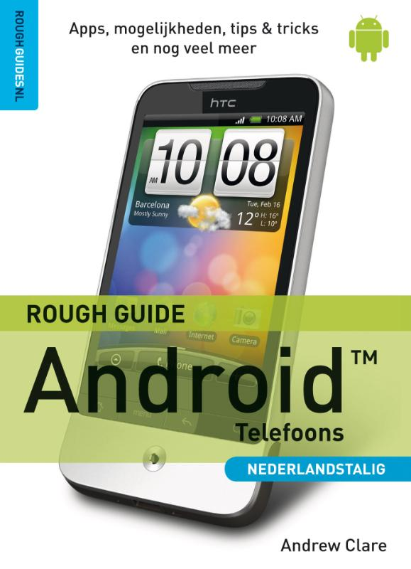 Rough Guide android telefoons
