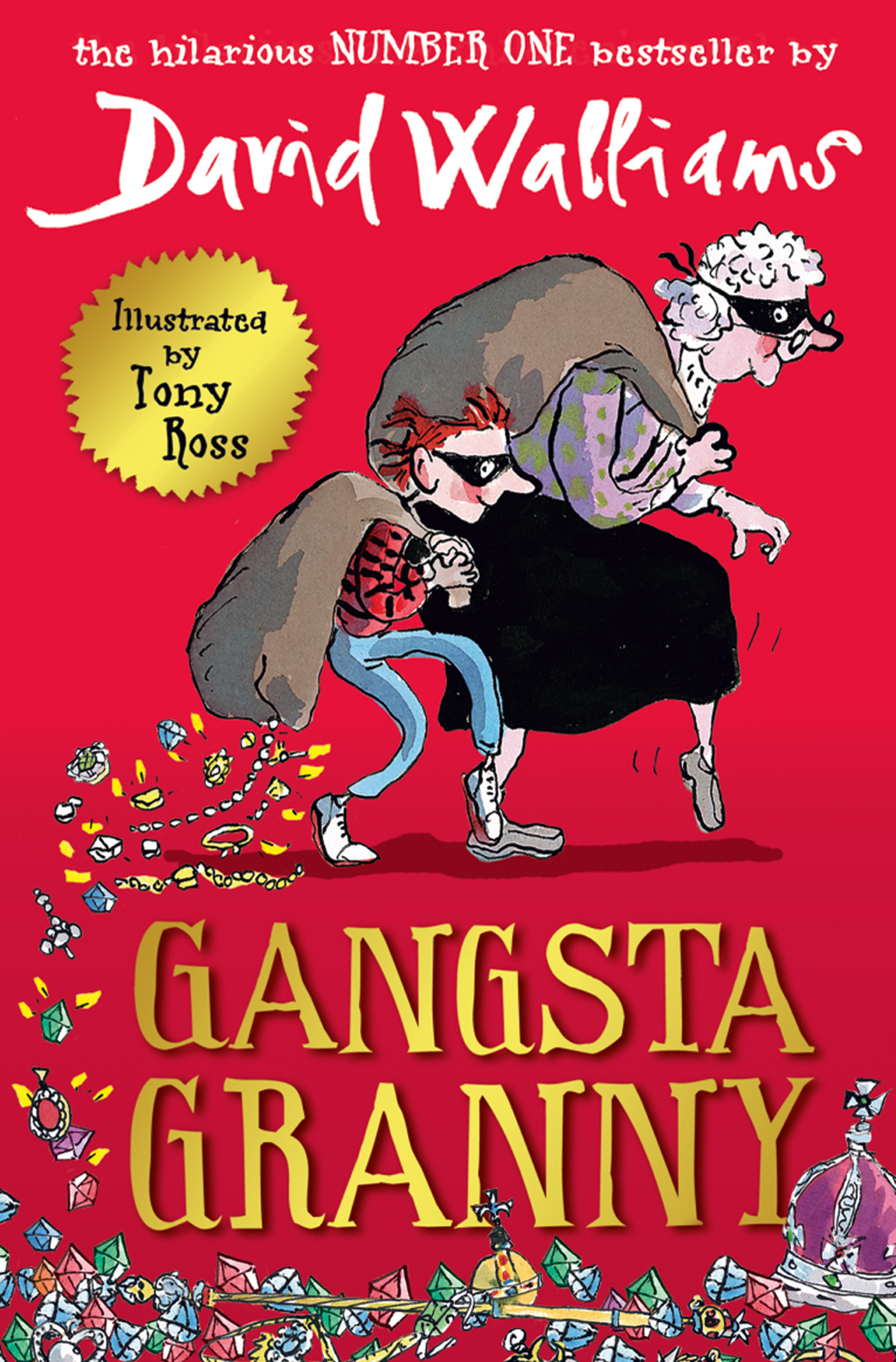 Gangsta Granny By: David Walliams