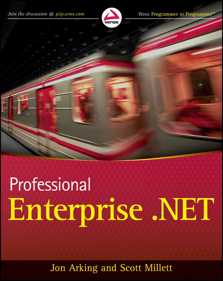 Professional Enterprise .NET