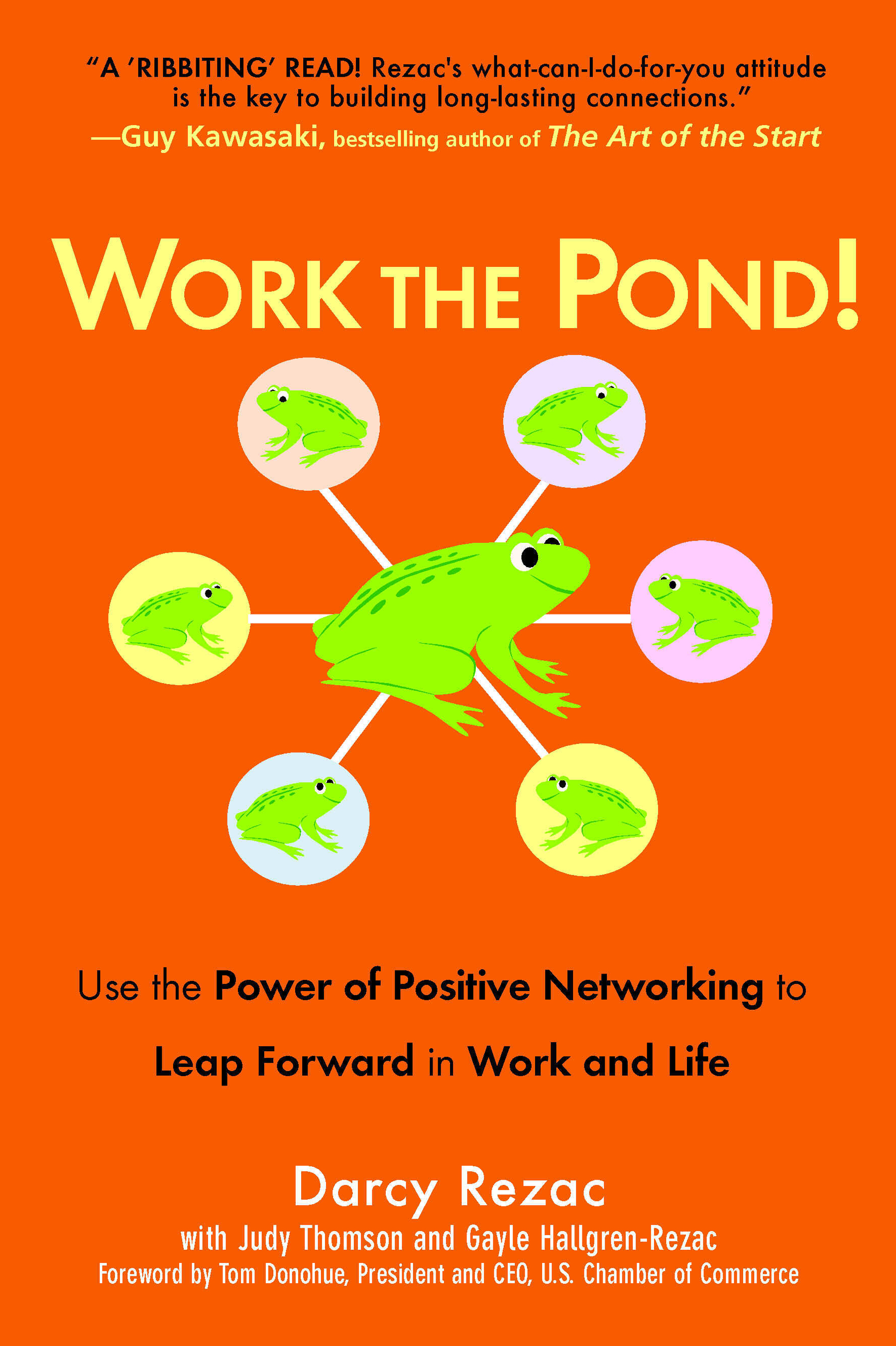 Work the Pond! By: Darcy Rezac,Judy Thomson