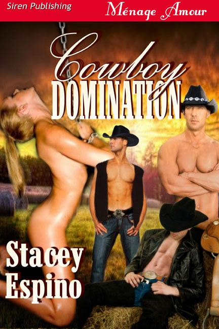 Cowboy Domination By: Stacey Espino