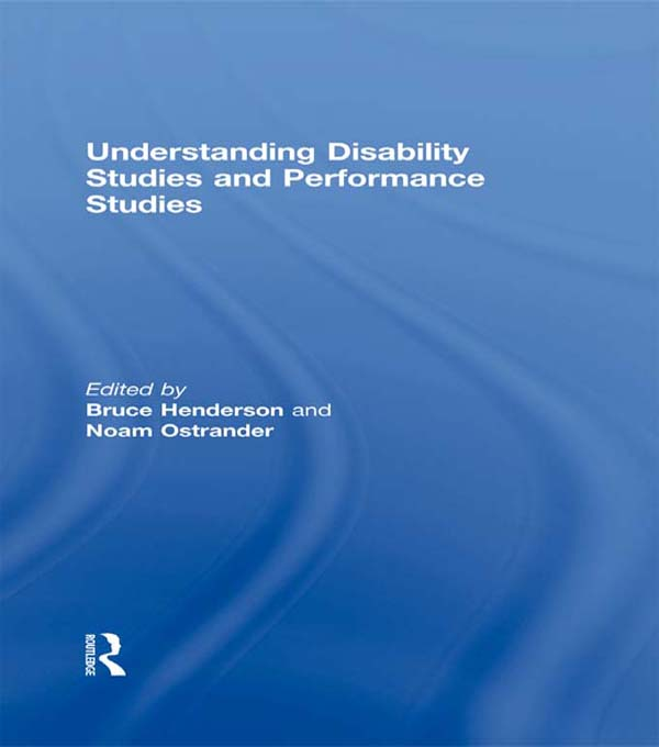 UNDERSTANDING DISABILITY PERFORMANC