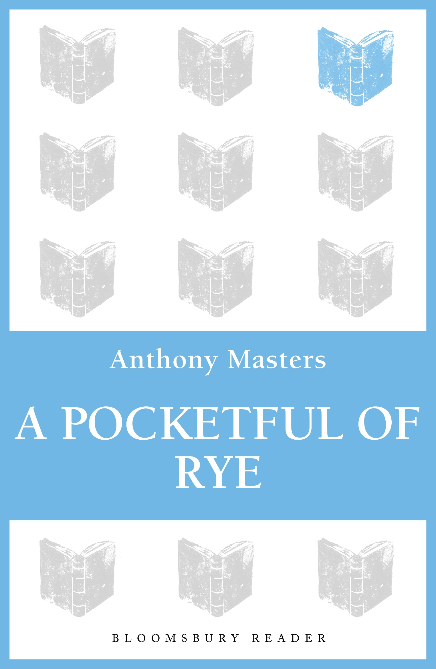 Book Cover: A Pocketful of Rye