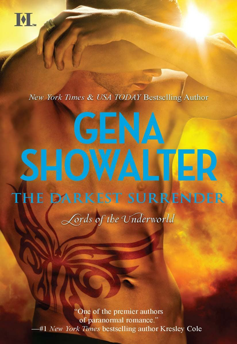 The Darkest Surrender By: Gena Showalter