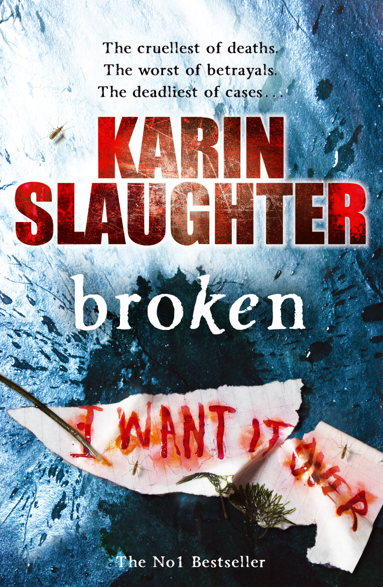 Broken (Will Trent / Atlanta series 4)