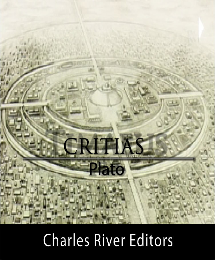 Critias (Illustrated Edition) By: Plato