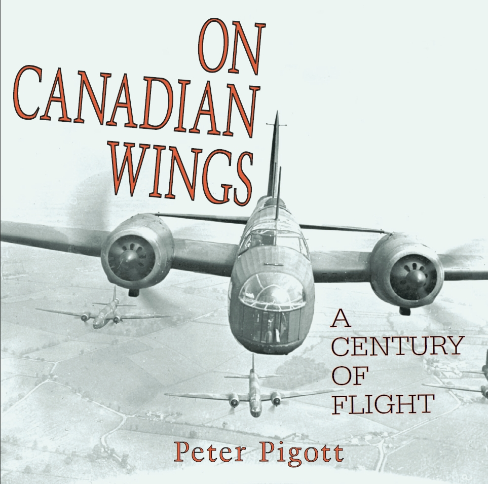 On Canadian Wings By: Peter Pigott