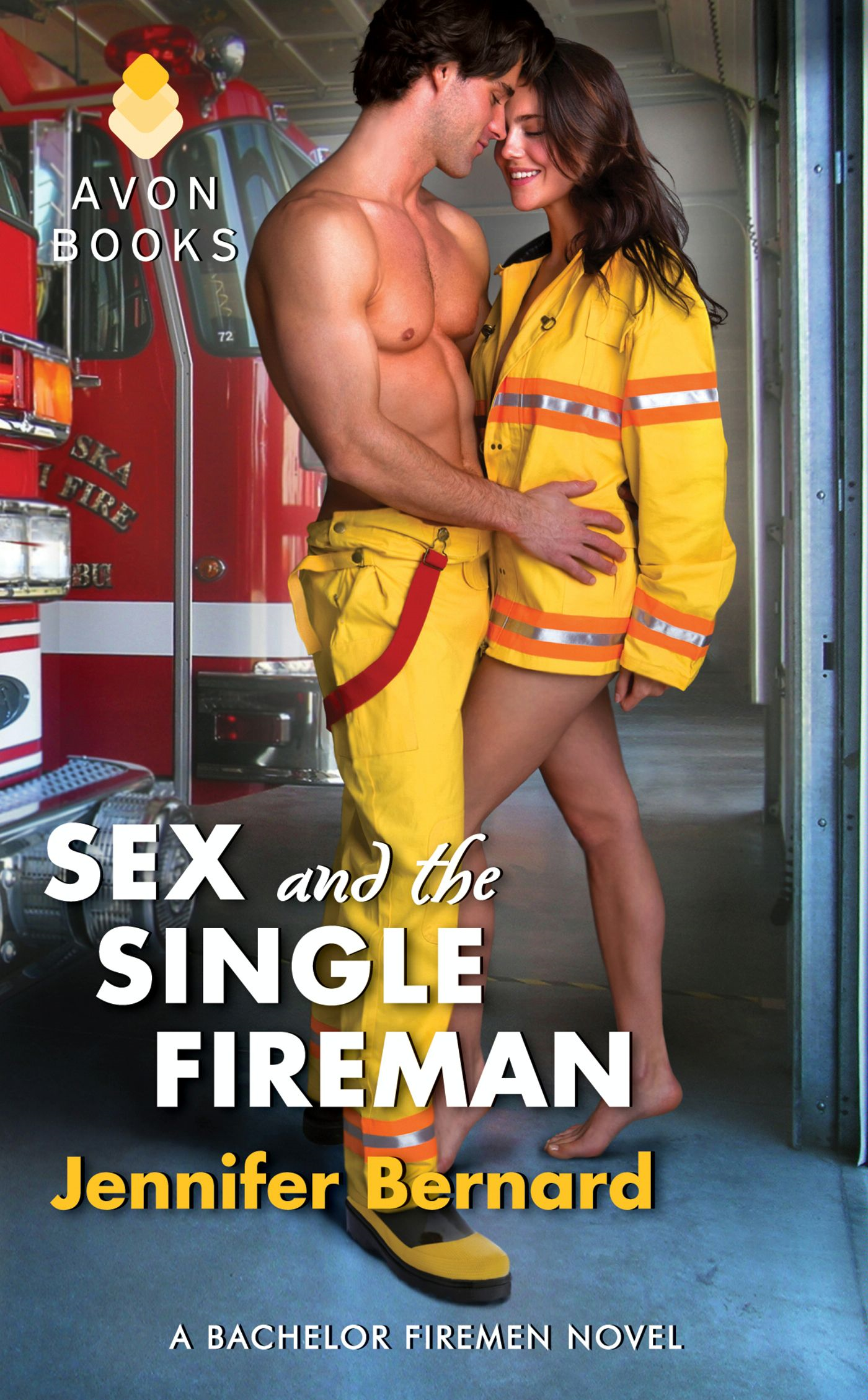 Sex and the Single Fireman By: Jennifer Bernard