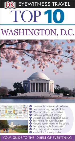 Top 10 Washington DC By: Ron Burke,Susan Burke