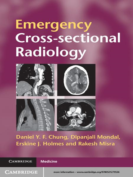 Emergency Cross-sectional Radiology