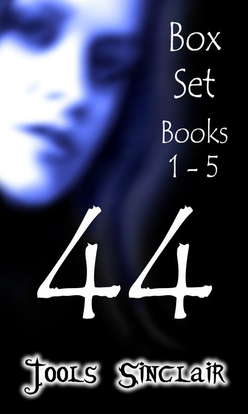 44 Box Set, Books 1: 5 By: Jools Sinclair