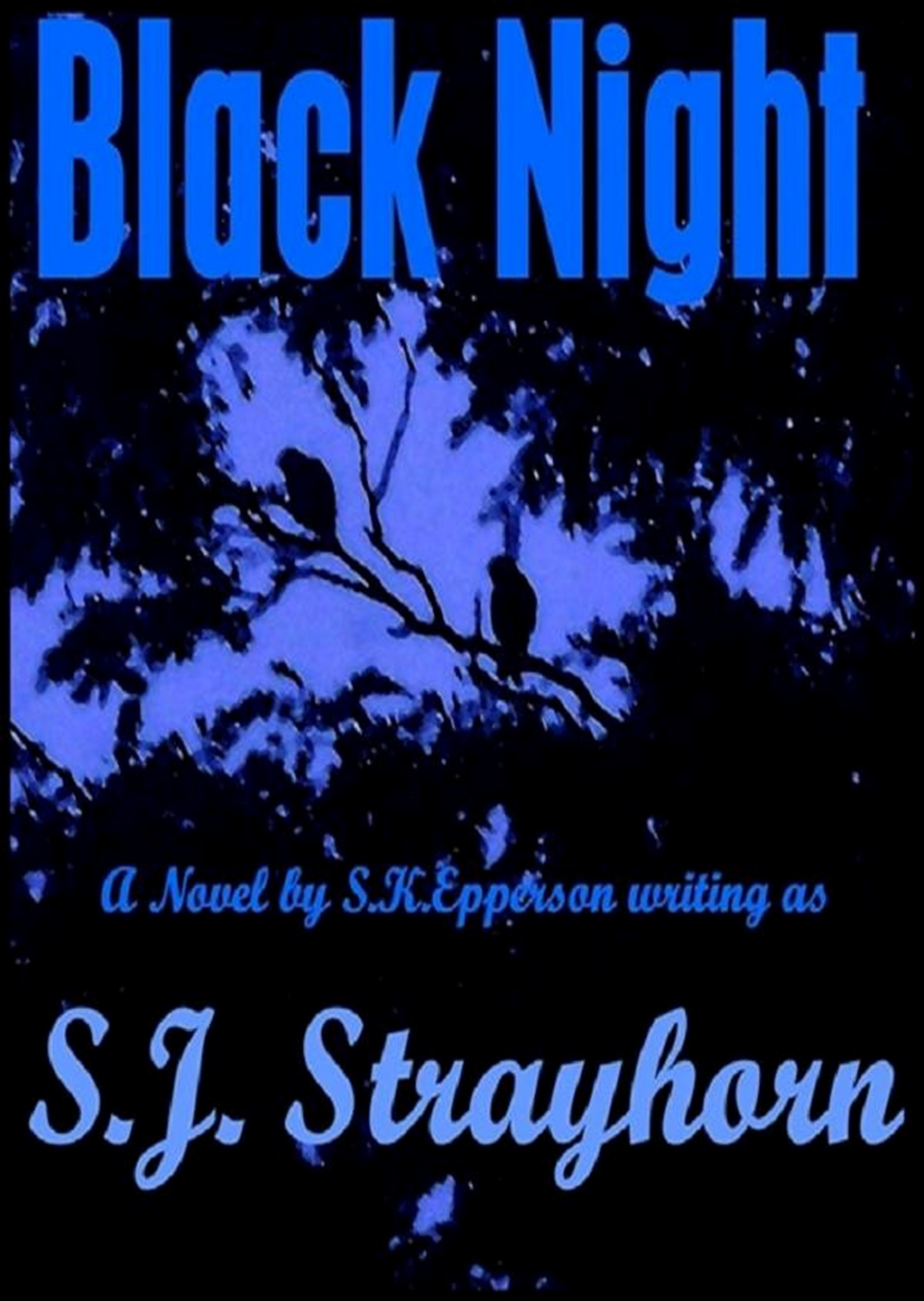 Black Night By: S.K. Epperson
