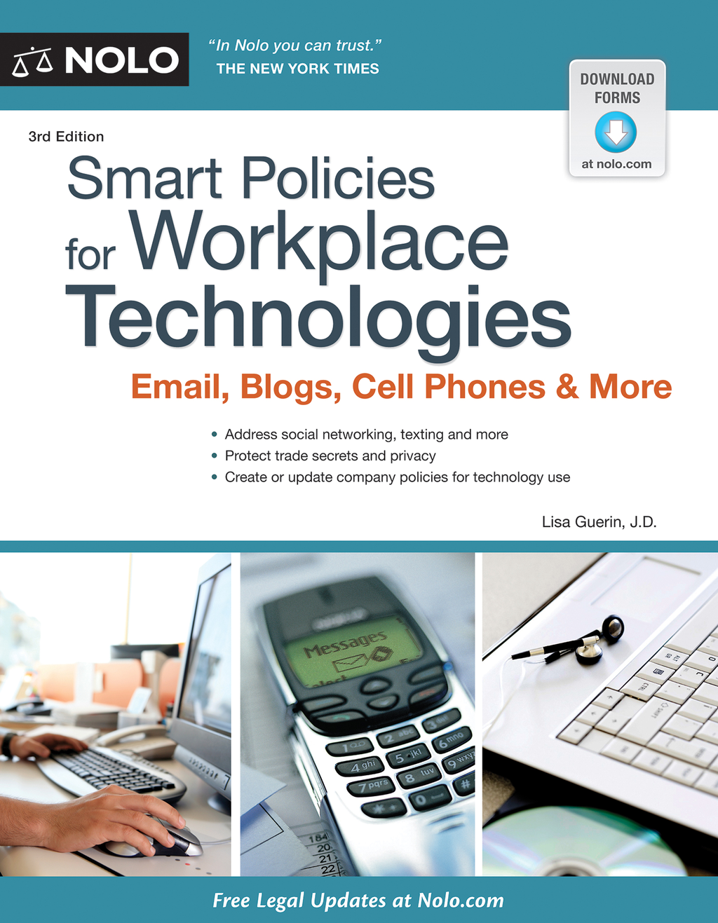 Smart Policies for Workplace Technology By: Lisa Guerin