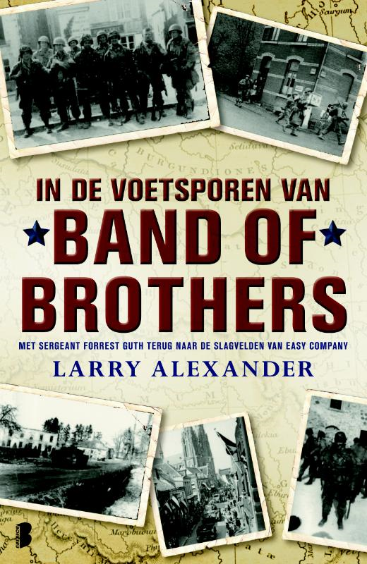 In de voetsporen van Band of Brothers