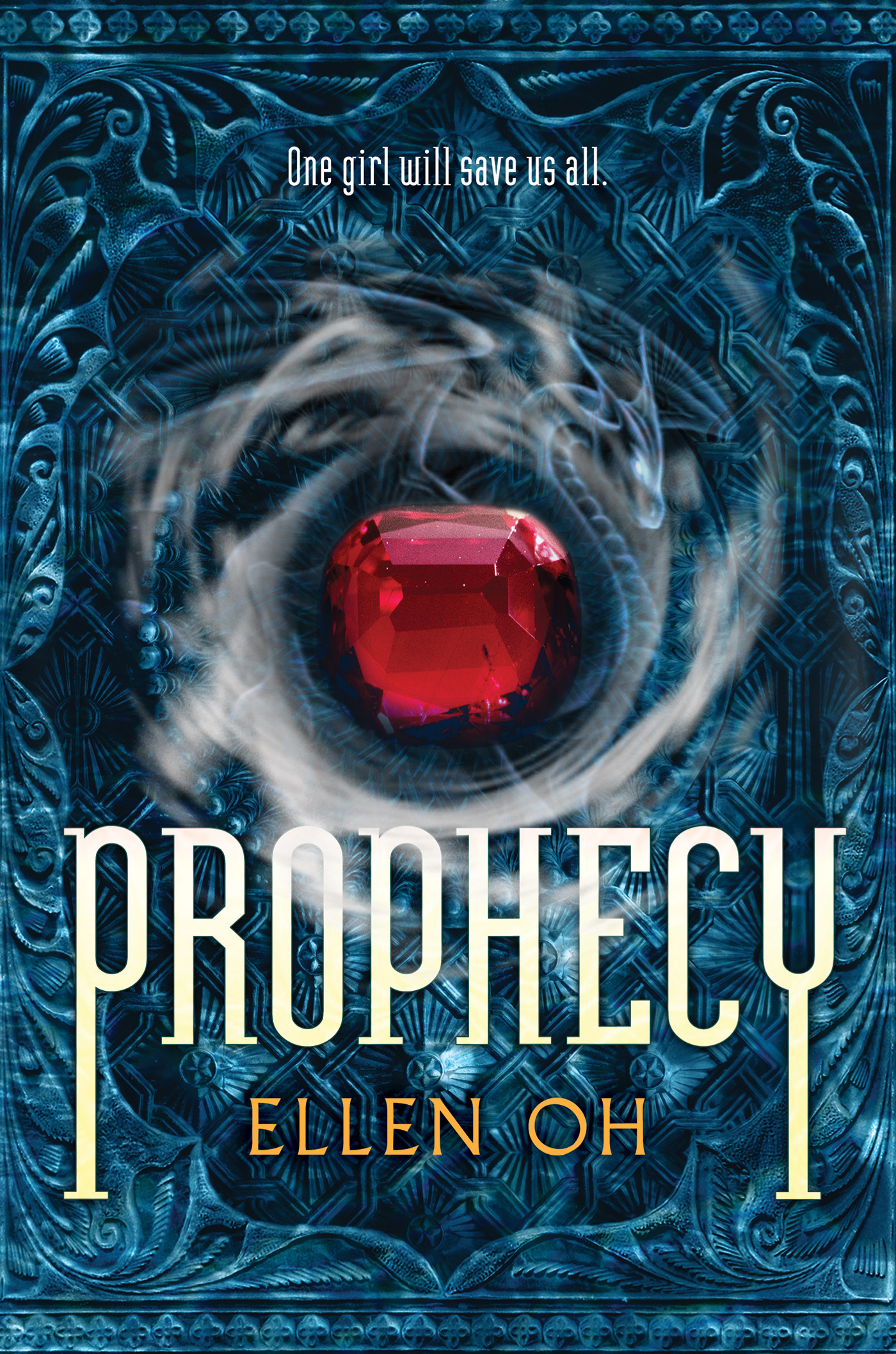 Prophecy By: Ellen Oh