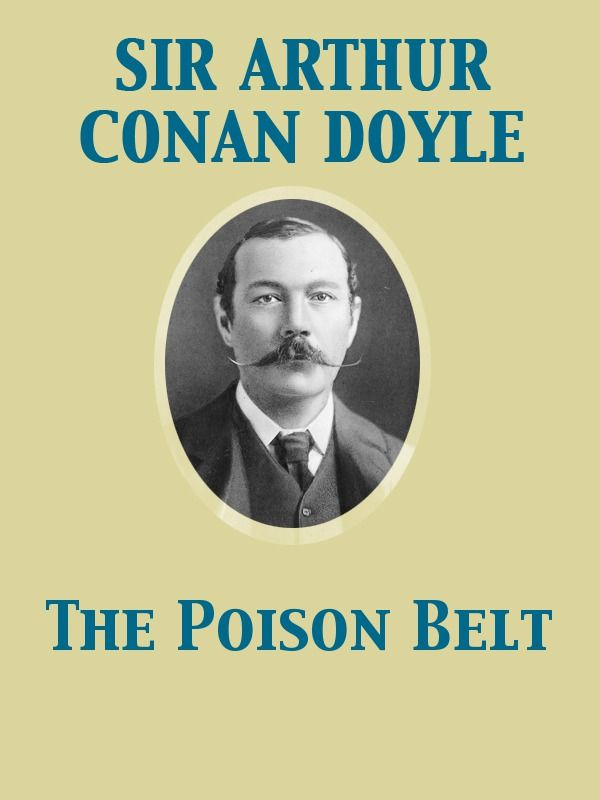 Cover Image: The Poison Belt