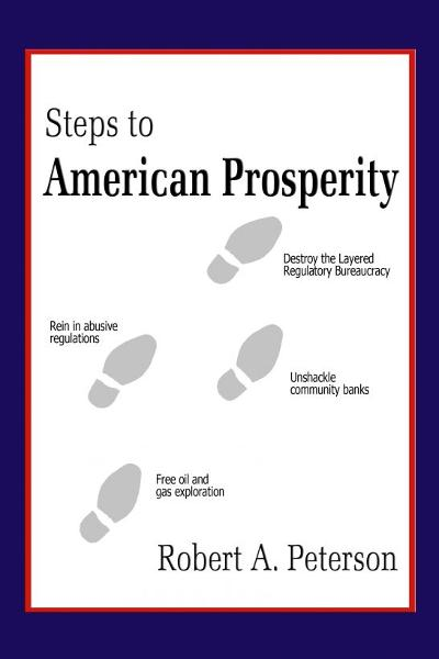 Steps to American Prosperity