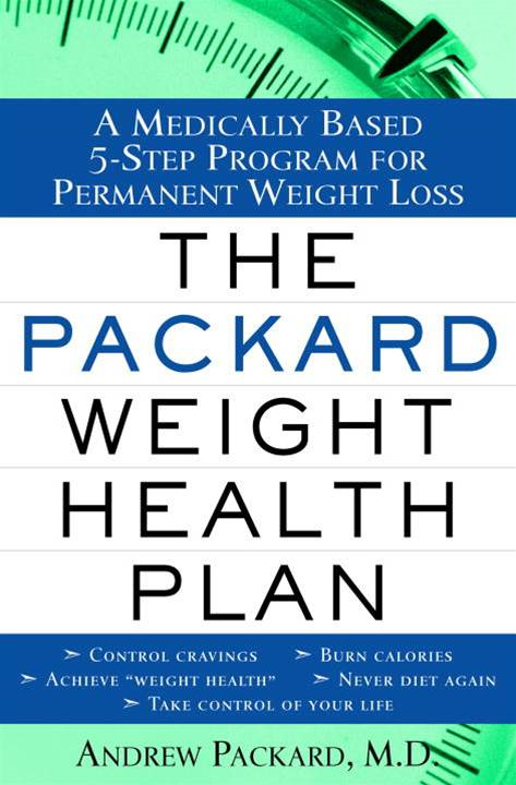 The Packard Weight Health Plan By: Dr. Andrew Packard
