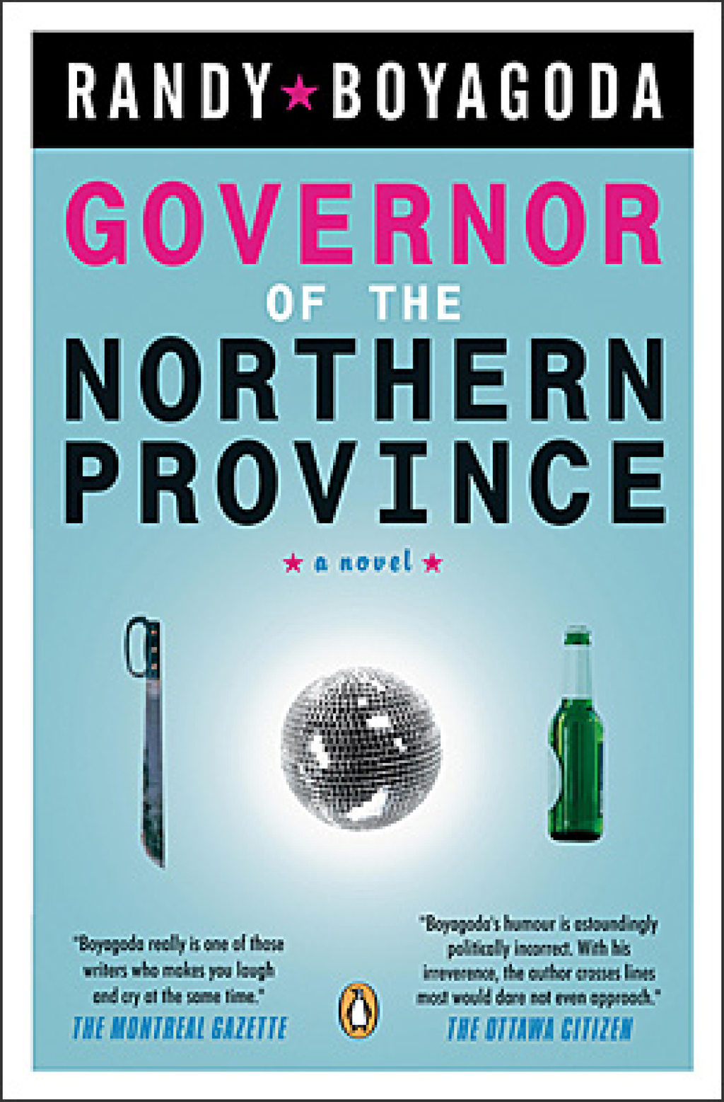 Governor of the Nothern Province By: Randy Boyagoda