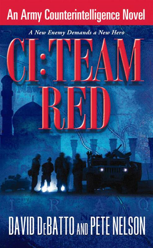 CI: Team Red By: David DeBatto,Pete Nelson