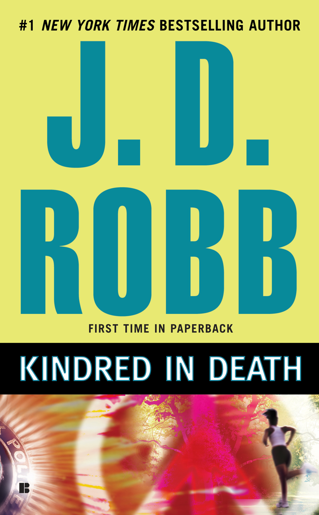 Kindred In Death By: J. D. Robb
