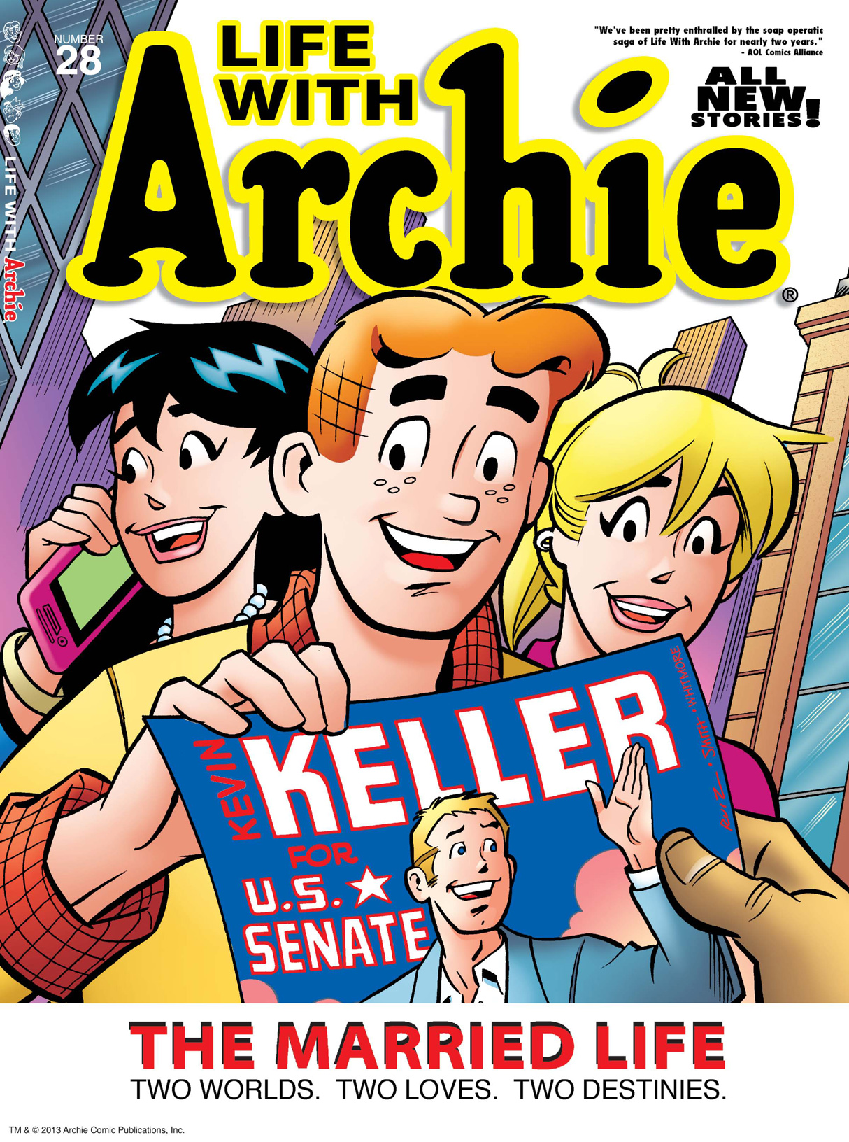 Life With Archie Magazine #28